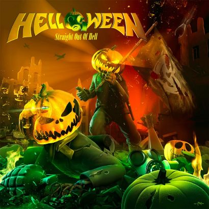 Halloween - Straight Out Of Hell
