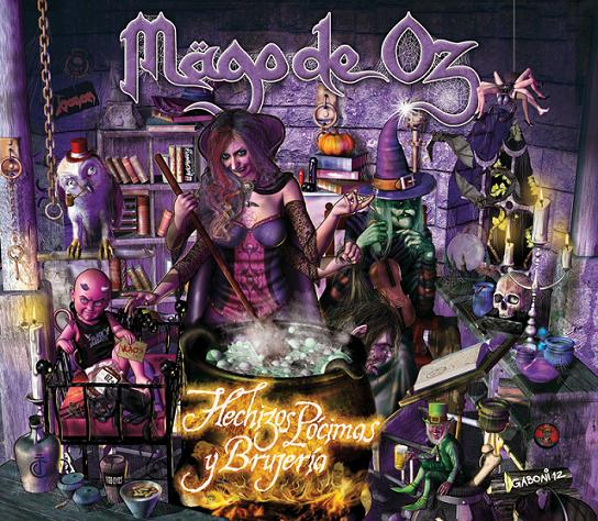 Mago de Oz - Hechizos Pocimas y Brujeria