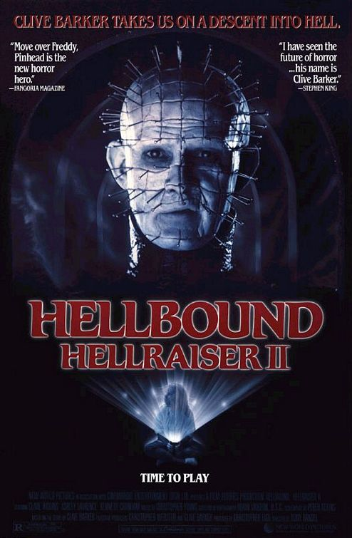 Intro de Hellraiser 2 en canción de Aborted