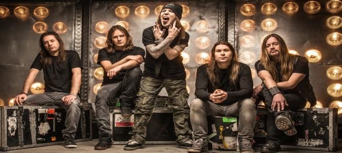 Children Of Bodom en Guadalajara, México 2016