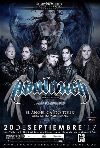 Avalanch en Guadalajara