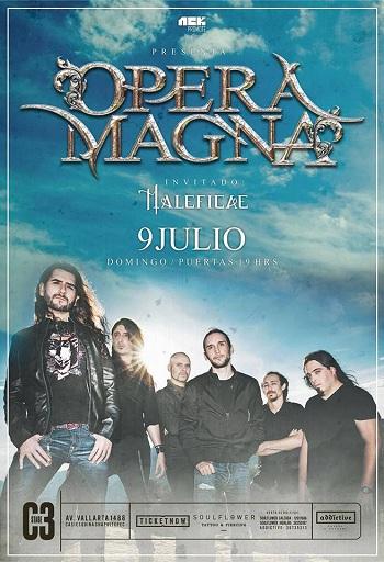 Opera Magna en Guadalajara