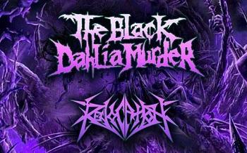 The Black Dahlia Murder en Guadalajara, México 2017