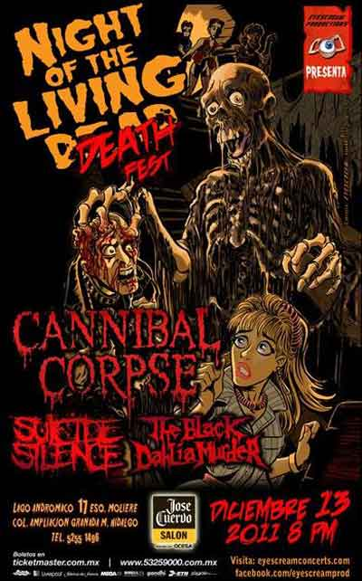 Night Of The Living Death Fest