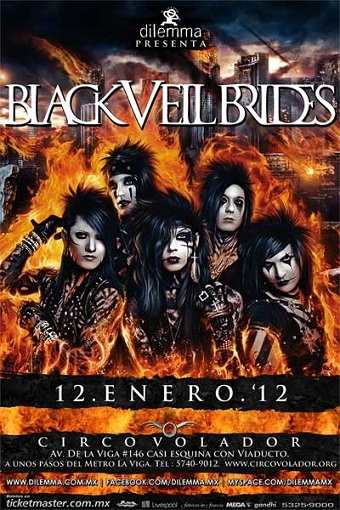 Black Veil Brides DF