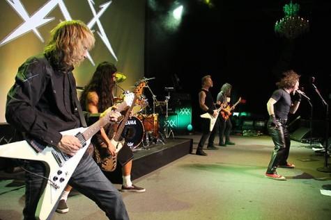 Metallica 30 aniversario