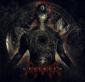 Enthroned - Obsidium