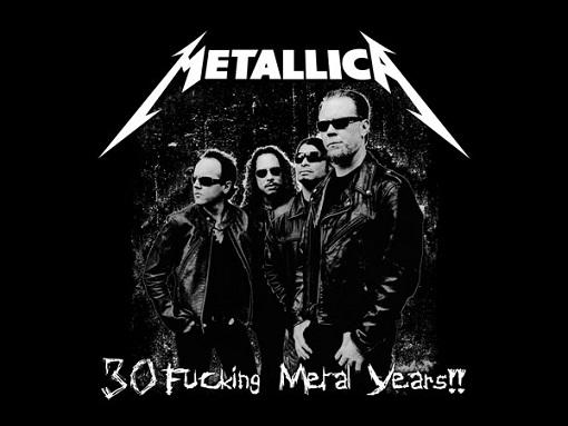 Metallica 30 años