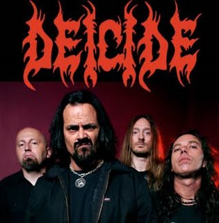 """In The Minds Of Evil"" nuevo disco de Deicide"