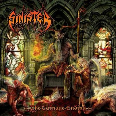 Sinister - The Carnage Ending