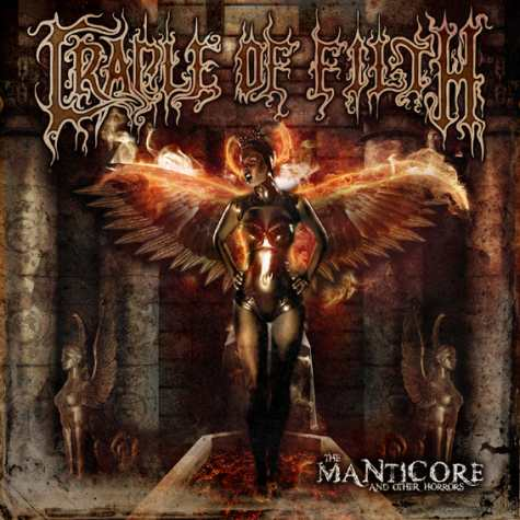 Cradle Of Filth - Manticore