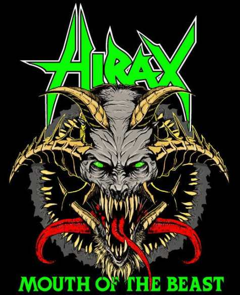 Hirax - The Mouth Of The Beast