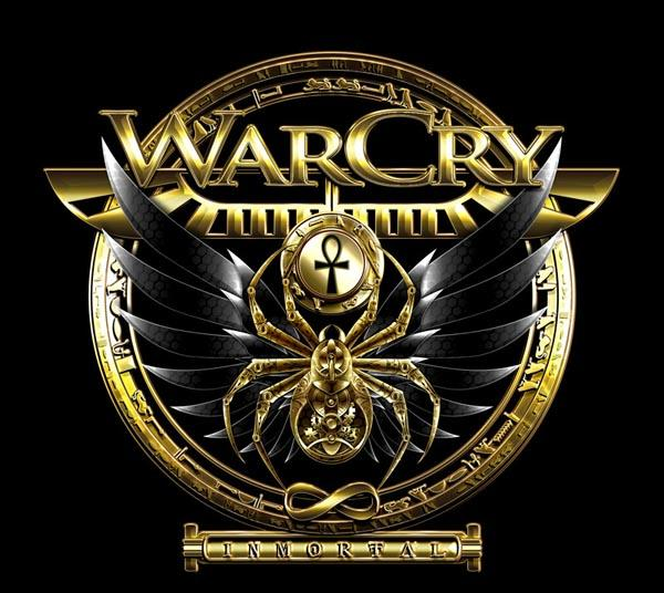 Portada del nuevo disco de WarCry