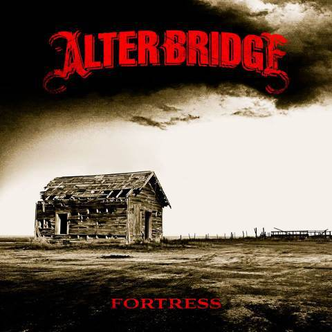 "Portada y tracklist de ""Fortress"" nuevo disco de Alter Bridge"