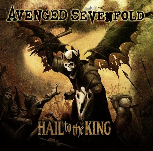 "Tracklist de ""Hail to the King"" nuevo disco de Avenged Sevenfold"