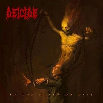 """""""In The Minds Of Evil"""" primer sencillo de nuevo álbum de Deicide"""