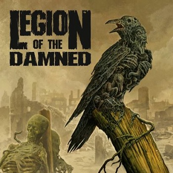 """Ravenous Plague"" nuevo disco de Legion Of The Damned"