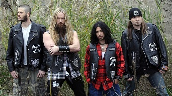 """My Dying Time"" nuevo video de Black Label Society"