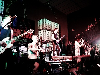 Reseña Diablo Swing Orchestra Guadalajara 2014