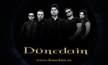Dünedain: nuevo cantante y versión de Por los siglos de los siglos