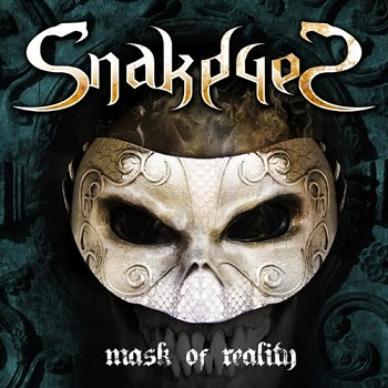 """Mask of Reality"" nuevo single de SnakeyeS"