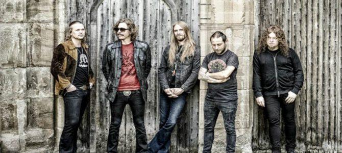 Opeth en Guadalajara, México 2017