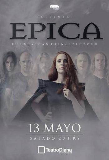Epica Guadalajara México 2017