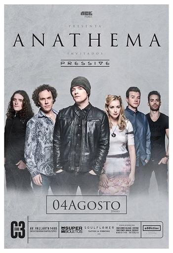 Anathema en Guadalajara