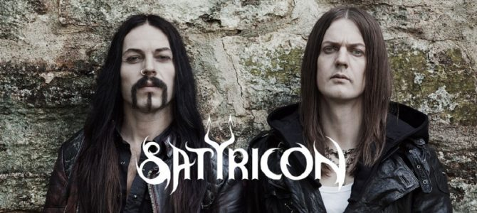Satyricon en Guadalajara, México 2017
